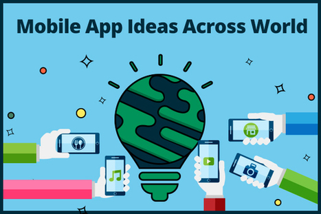 Amazing Mobile Apps Across World - Get Ideas to Build Yours in 2016 | internet marketing | Scoop.it