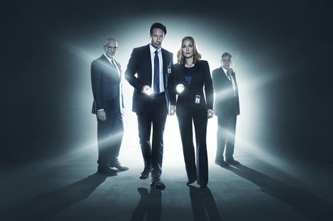 How The X-Files changed television | Transmedia: Storytelling for the Digital Age | Scoop.it