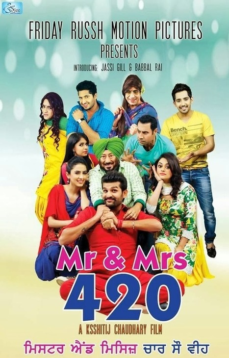 Mr and Mrs 420 (2014) Punjabi DVDRip Watch and Download | Free Download Bollywood, Holywood, Dubbed Movies With Splitted Direct Links in HD Blu-Ray Quality | RoboCop (2014) Hindi Dubbed BRRip 720p Watch Online | Scoop.it