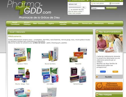 Pharma GDD.com : Vente de médicaments en France sur internet | De la E santé...à la E pharmacie..y a qu'un pas (en fait plusieurs)... | Scoop.it