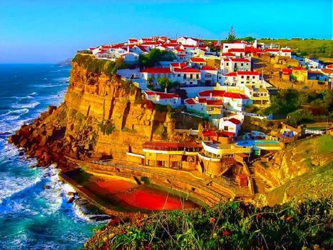 Azenhas do Mar, Portugal | Combo Holidays | Scoop.it