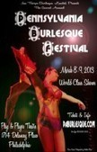 Burlesque Festival and 'Walk and Talk' Top this Weekend's Events in Roxborough - Patch.com | Pin-Up Logos | Scoop.it