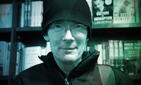 William Gibson riffs on writing and the future | Post-Sapiens, les êtres technologiques | Scoop.it