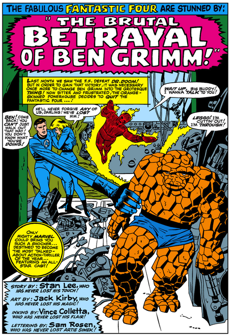 """Silver Age Sensations: Super-Blog Team Up Presents """"The Day They Walked Away"""", Part 1 of 6 in a limited series! 