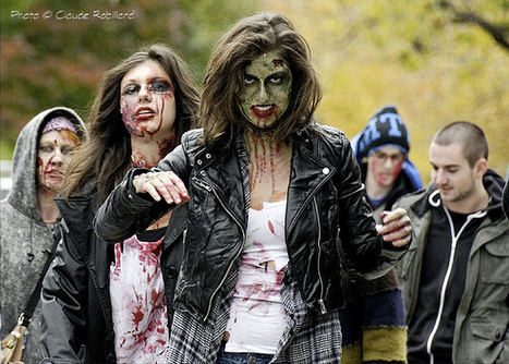 How to Photograph Zombies - Digital Photography School | Photography For All | Scoop.it