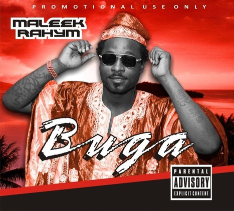 Maleek Rahym - Buga - SpellsMusic | Recording artist | Scoop.it