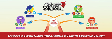 Ensure Your Success Online With a Reliable 360 Digital Marketing Company | Web Design, Website Development & Digital Marketing Company | Scoop.it