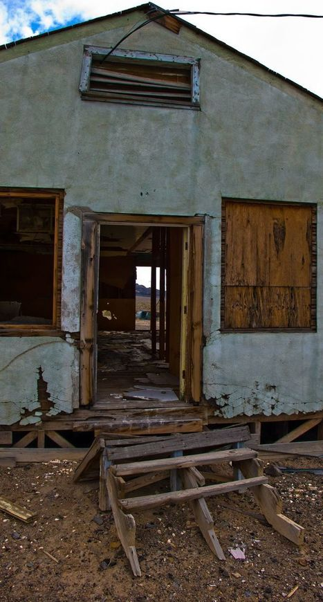 Abandoned Nevada: 10 Ghost Towns, Brothels & Derelict Places of the Silver State - Urban Ghosts Media | Abandoned Houses, Cemeteries, Wrecks and Ghost Towns | Scoop.it