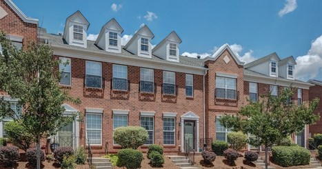 Fabulous 2 Bed/2.5 Bath, 1 Car, Brick Townhome in Indian Trail! - 6048 Creft Circle, Indian Trail, NC 28079 | Charlotte NC Real Estate | Scoop.it