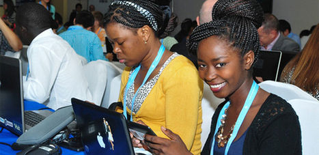 Africa's future is clear: Youth, Technology & Broadband | FAITH | Scoop.it
