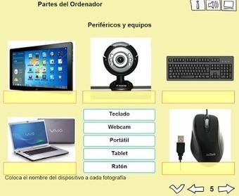 Partes del ordenador ~ Tecnología e Informática | Tastets de TIC I TAC | Scoop.it