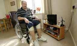 Golcar man has both legs amputated, applies for disability benefit & gets asked: 'So, how far can you walk?' | Nationalist Media Network | Scoop.it