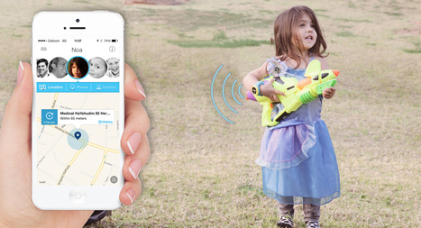 hereO: The first GPS watch designed for young kids | tecnologia | Scoop.it