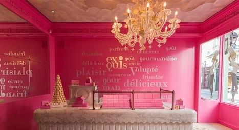 Ladurée ouvre un pop-up store inédit à Paris | Boulangerie | Scoop.it