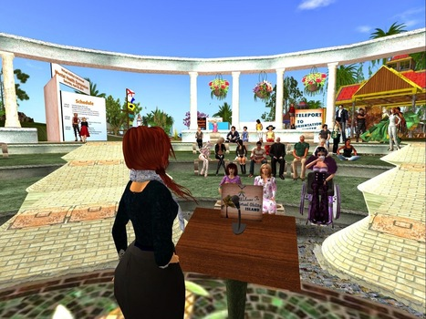 Virtual Ability: Guest Writer: Helping Veterans through Virtual Worlds Support: 2014 Mental Health Symposium | Virtual University: Education in Virtual Worlds | Scoop.it