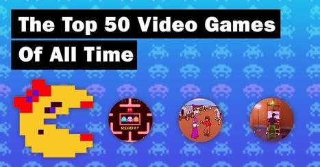 The 50 Best Video Games of All Time Ranked | Differentiated and ict Instruction | Scoop.it