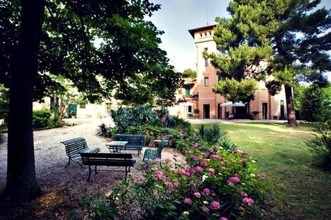 Best Le Marche Accommodation: Relais Villa Giulia, Fano   Le Marche Properties and Accommodation   Scoop.it