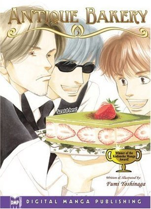 Watch Antique Bakery Online FREE Episodes, Videos, Shows - AnimeUltima