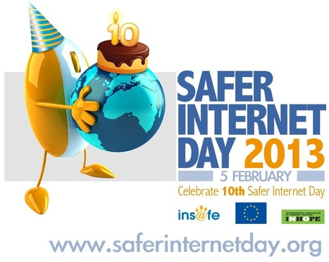 Safer Internet Day - UK Safer Internet Centre | The Slothful Cybrarian | Scoop.it