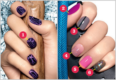 The Hottest Nail Polish Designs | Beauty Tips | Scoop.it