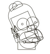 Les Simpsons version code CSS | Life in Progress | Scoop.it