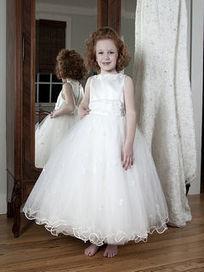 Lovely Toddler Flower Girl Dresses Gowns | kid dress | Scoop.it