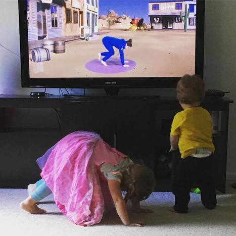 Yoga in a Princess Dress? Absolutely !!!  | Cosmic Kids Around The World! | Scoop.it