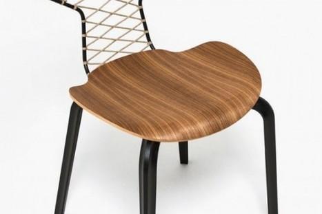 Ré-interprétation de la chaise Grand Prix par Fritz Hansen et Han Kjøbenhavn - Journal du Design | Déco Design | Scoop.it