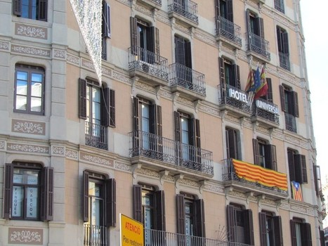 A small hotel in the heart of Barcelona - Barcelona City Blog | Discovering Barcelona (by Barcelona City Blog) | Scoop.it