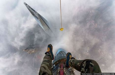 Skywalking, the new trend sweeping Russia | Language travel at its best | Scoop.it