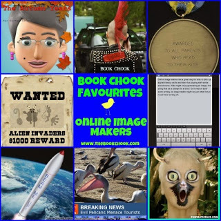 Book Chook Favourites- Online Image Makers | Image Generators | Scoop.it