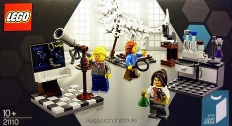 LEGO Reveals Female Scientist Minifigures | Voices, Scientific American Blog Network | STEM Connections | Scoop.it