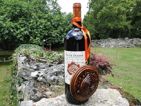 Le Vin de Domme tout feu tout flamme | Agriculture en Dordogne | Scoop.it