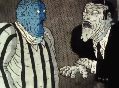 Enjoy 15+ Hours of the Weird and Wonderful World of Post Soviet Russian Animation | Books, Photo, Video and Film | Scoop.it
