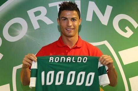 #SCP #Ronaldo #CR7 «É um grande orgulho fazer parte desta formação» – Ronaldo | History 2[+or less 3].0 | Scoop.it