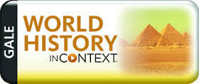 World History in Context - Home   Primære kilder   Scoop.it