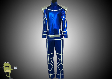 Fate/Stay Night Lancer Cosplay Costume for Sale | Anime Cosplay Costumes | Scoop.it