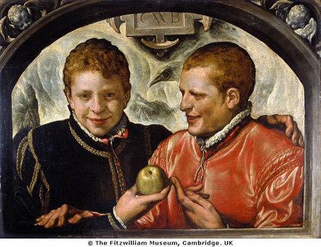 Arte e omosessualità: i due giovani di Crispin Van Den Broeck | Enseñar Geografía e Historia en Secundaria | Scoop.it