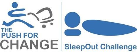 SleepOut Challenge - The Push For Change | Globaalikasvatus | Scoop.it