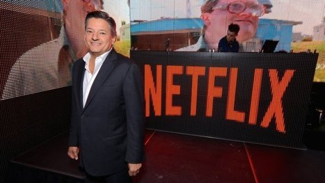 "MIPCOM: Netflix's Ted Sarandos Talks ""Antiquated"" Movie Distribution Model - Hollywood Reporter 