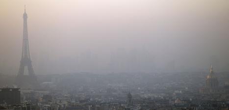 Une appli mobile pour mesurer la pollution de l'air autour de soi   Paris durable   Scoop.it