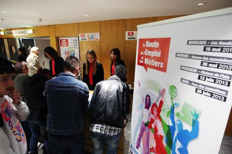 Une étape dans la recherche d'un emploi - Toutes les actualités - Ville de Bayonne | BABinfo Emploi Pays Basque. | Scoop.it