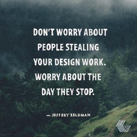 Inspiration | 5 Design Quotes that Inspire Creativity | Brèves de scoop | Scoop.it