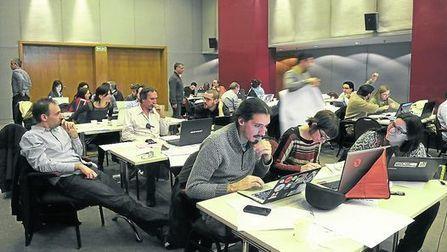 El futuro del periodismo, en un taller de creatividad y debate - Clarín.com | Innovación y nuevas tendencias de los medios y del periodismo | Scoop.it