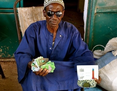 Helping Smallholders Buy Inputs, One Scratch Card at a Time | Financial Inclusion in the Developing World | Scoop.it