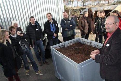 Nantes. In situ propose le compost à domicile   Ouest France Entreprises   Nantes Ville intelligente   Scoop.it
