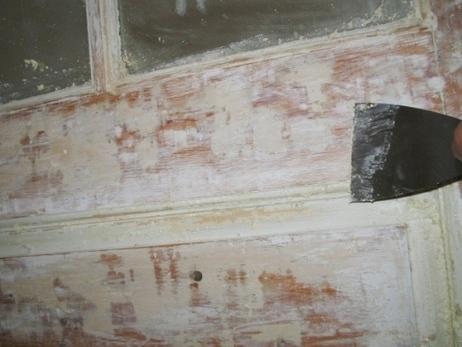 R aliser une patine sur tiroir en ch eci for Decaper un meuble ancien