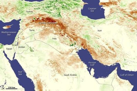 Climate Change Drought Linked To Syrian Civil War | Climate and environment | Scoop.it