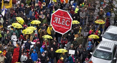 'Dark money': ALEC wants image makeover | AUSTERITY & OPPRESSION SUPPORTERS  VS THE PROGRESSION Of The REST OF US | Scoop.it