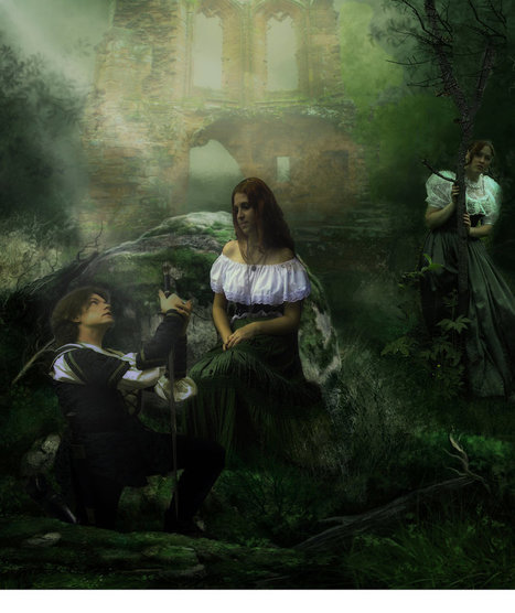 The Troubles With Love~Image~ | Emily's A Midsummer Night's Dream | Scoop.it